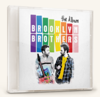 Brooklyn Brothers Record Self-titled Debut Album