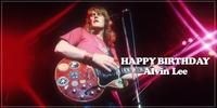 Happy Birthday, Alvin Lee