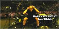Happy Birthday, Lars Ulrich