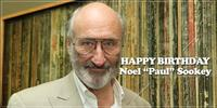 Happy Birthday, Noel Paul Sookey
