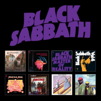 Out Now: Black Sabbath Reissues