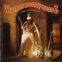 Happy 35th: Bootsy Collins, THE ONE GIVETH, THE COUNT TAKETH AWAY