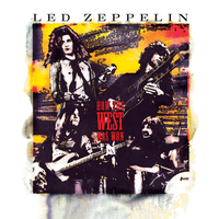 Once Upon a Time in the Top Spot: Led Zeppelin, How the West Was Won