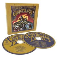 Now Available: The Grateful Dead, THE GRATEFUL DEAD: 50TH ANNIVERSARY DELUXE EDITION