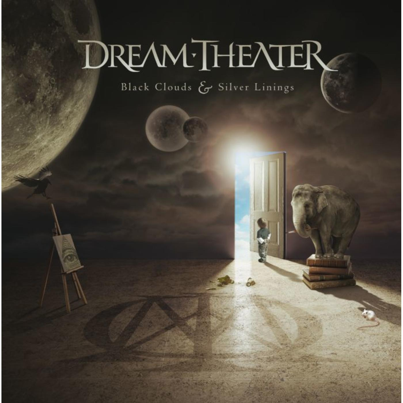 dream theater the studio albums 1992 2011 rhino. Black Bedroom Furniture Sets. Home Design Ideas