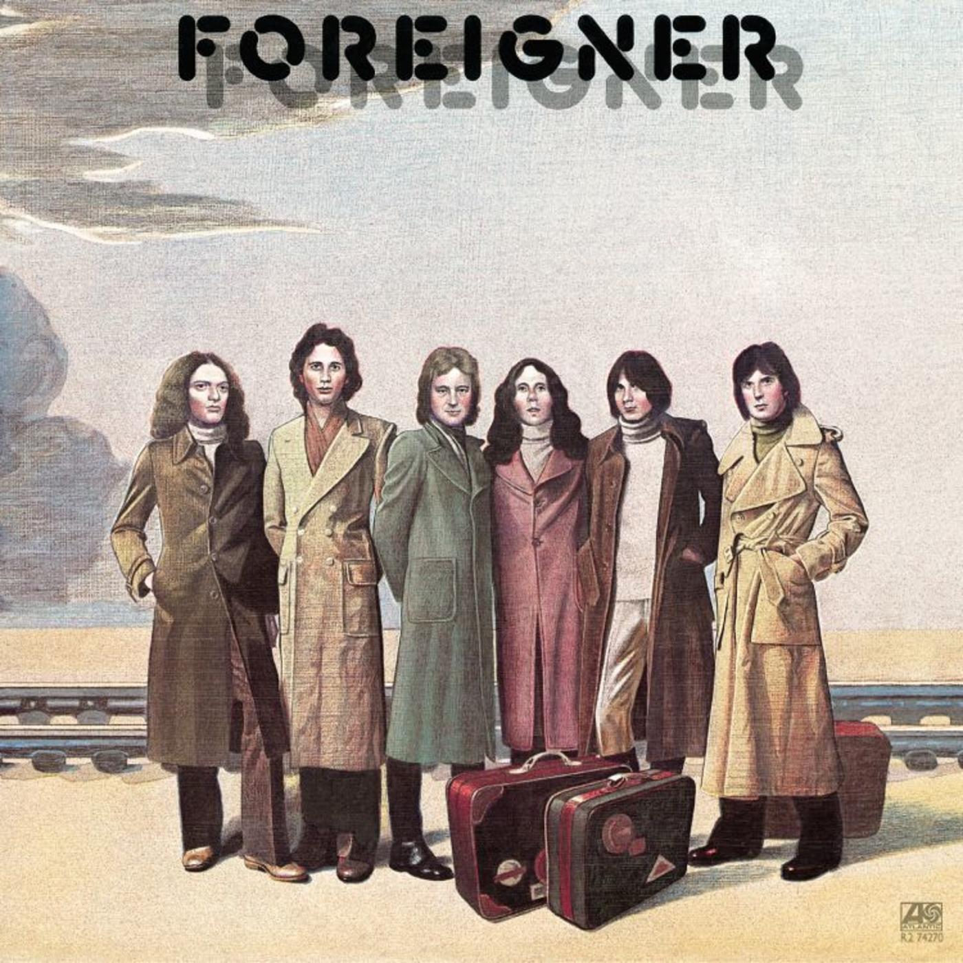 Foreigner - The Complete Atlantic Studio Albums 1977-1991 | Rhino