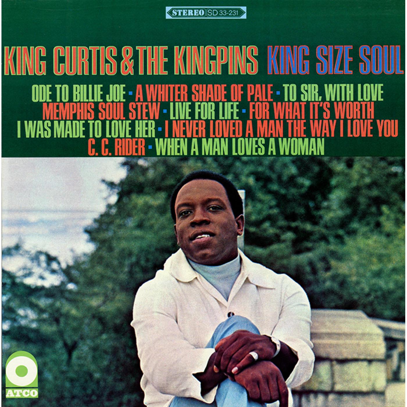 Memphis Soul Stew King Curtis: King Size Soul