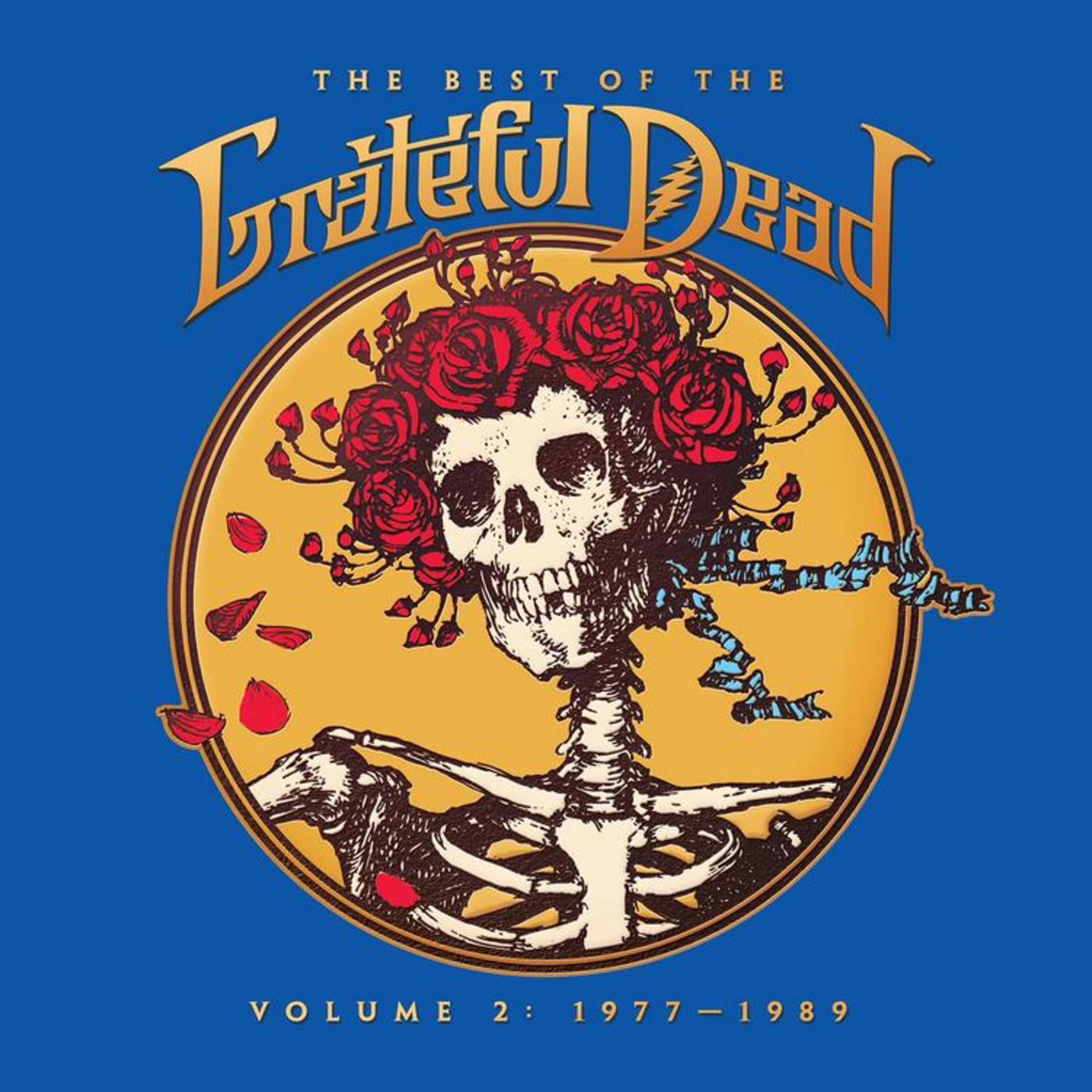 Grateful Dead The Best Of The Grateful Dead Vol 2 1977