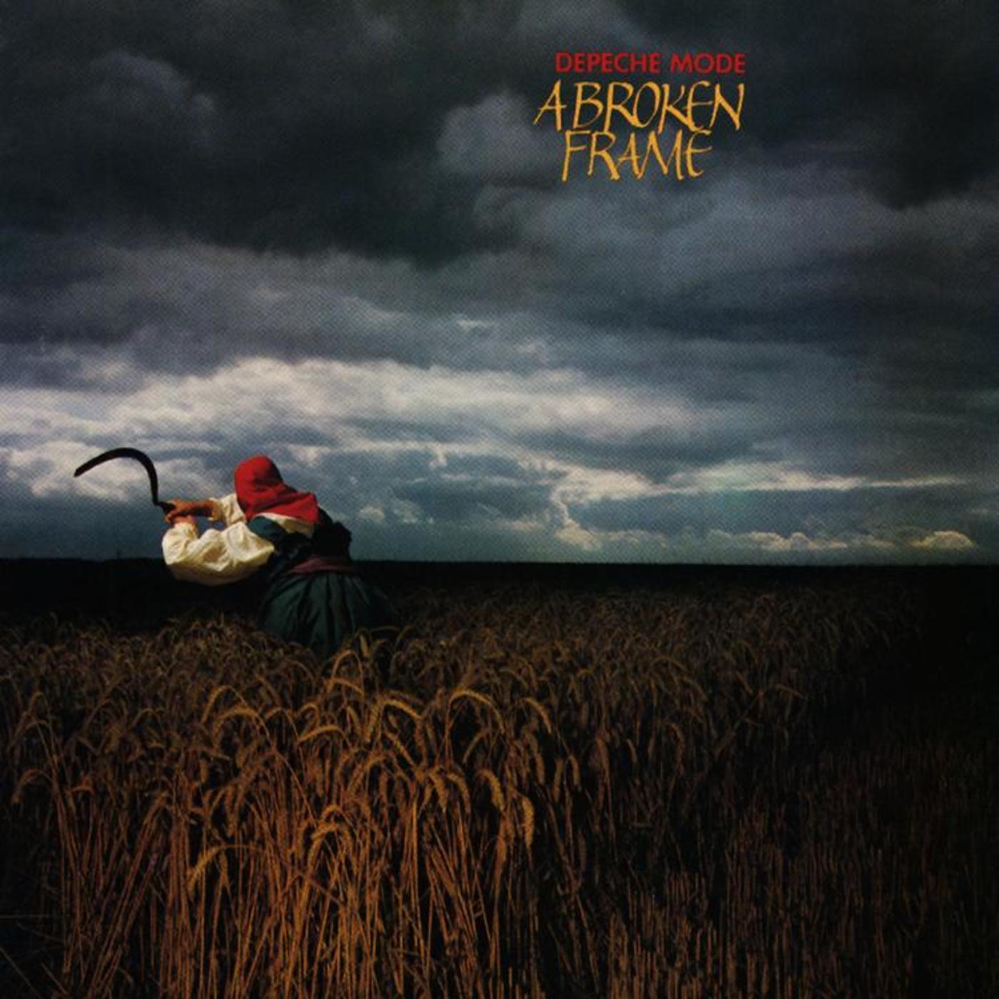Depeche Mode A Broken Frame Rhino