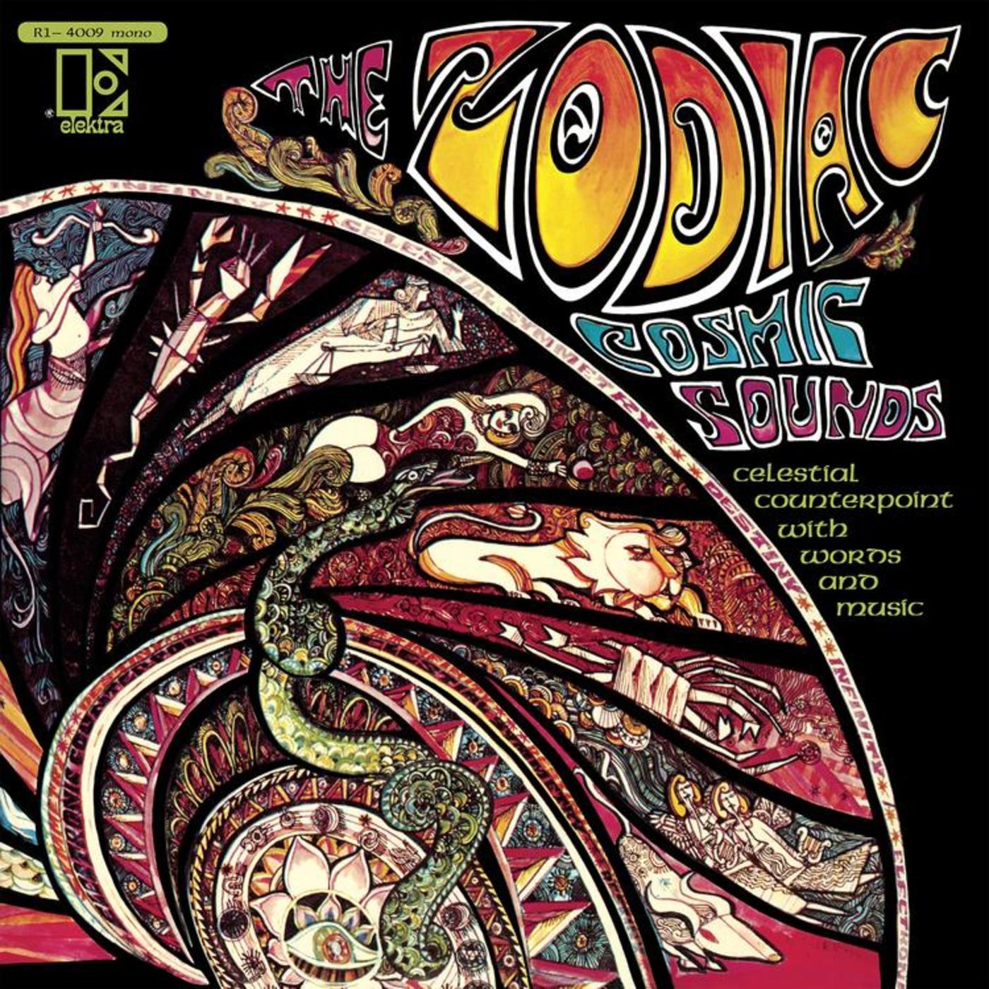 The Zodiac Cosmic Sounds Cosmic Sounds Rhino