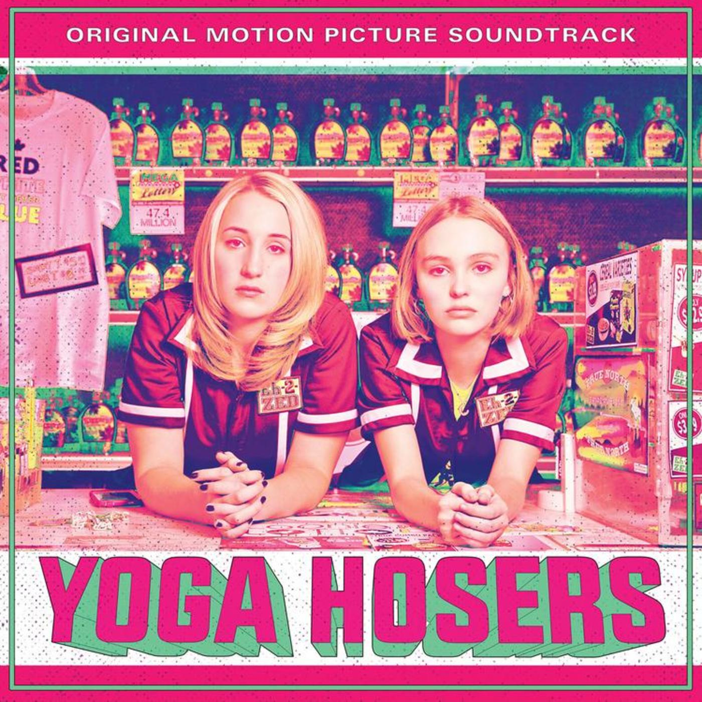 Yoga Hoser Soundtrack