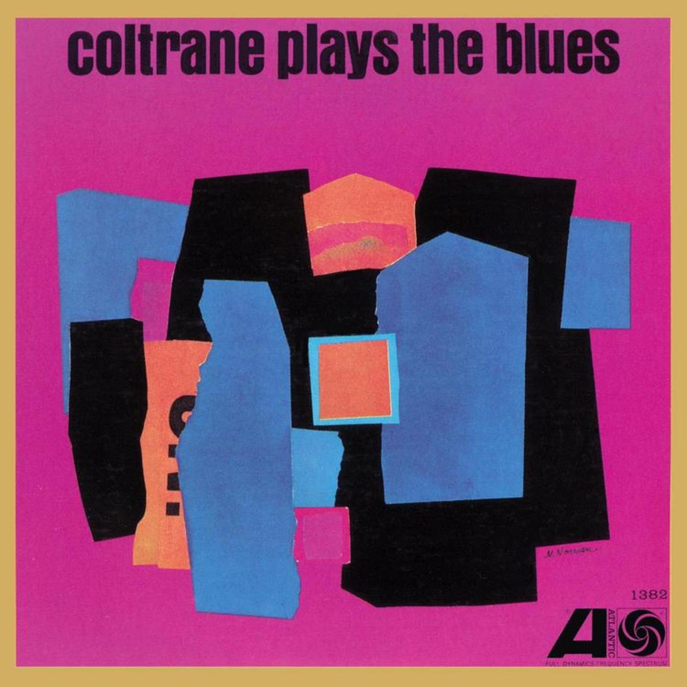 Coltrane Plays The Blues