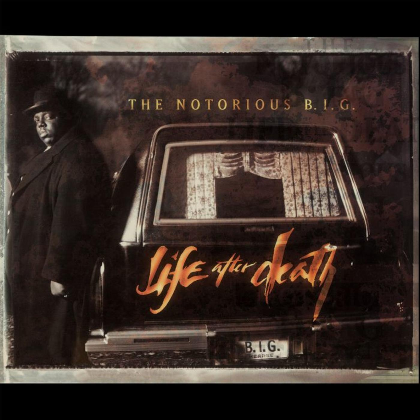 Notorious B I G Life After Death Rhino