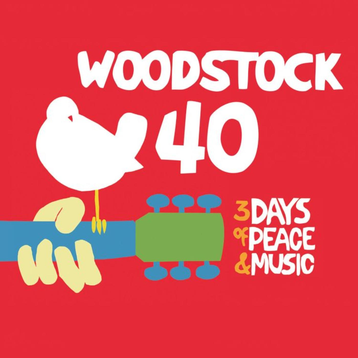 Woodstock - 40 Years On: Back To Yasgur's Farm