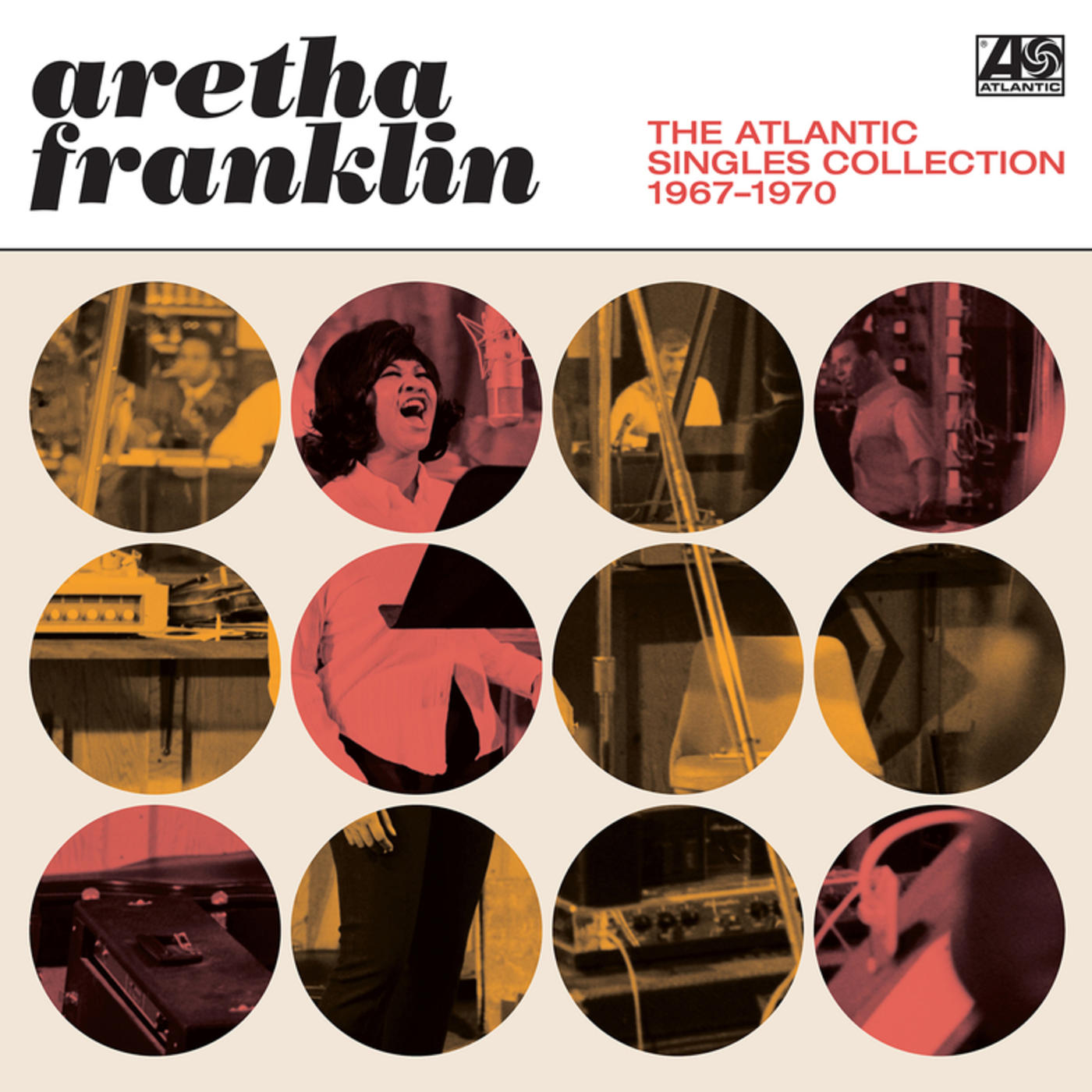 Image result for Aretha Franklin - The Atlantic Singles Collection