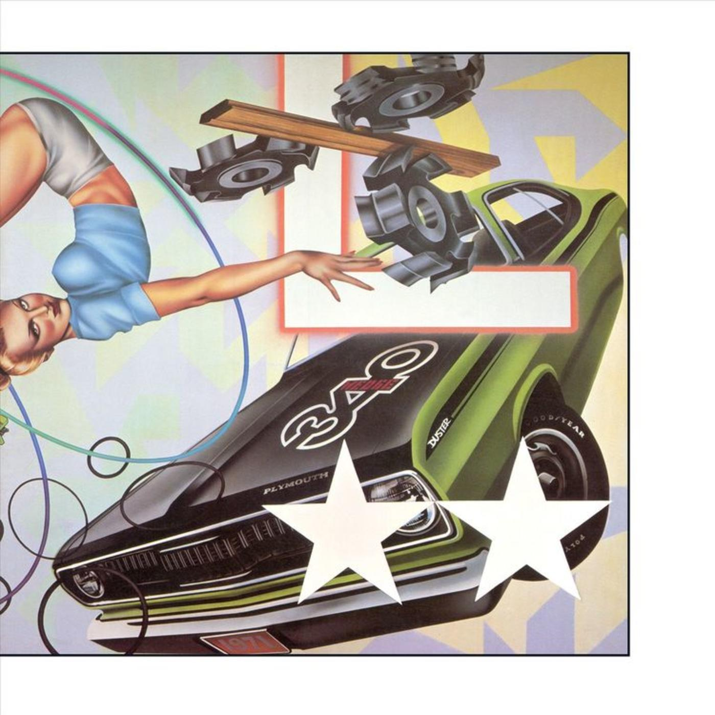 The Cars Heartbeat City Expanded Rhino