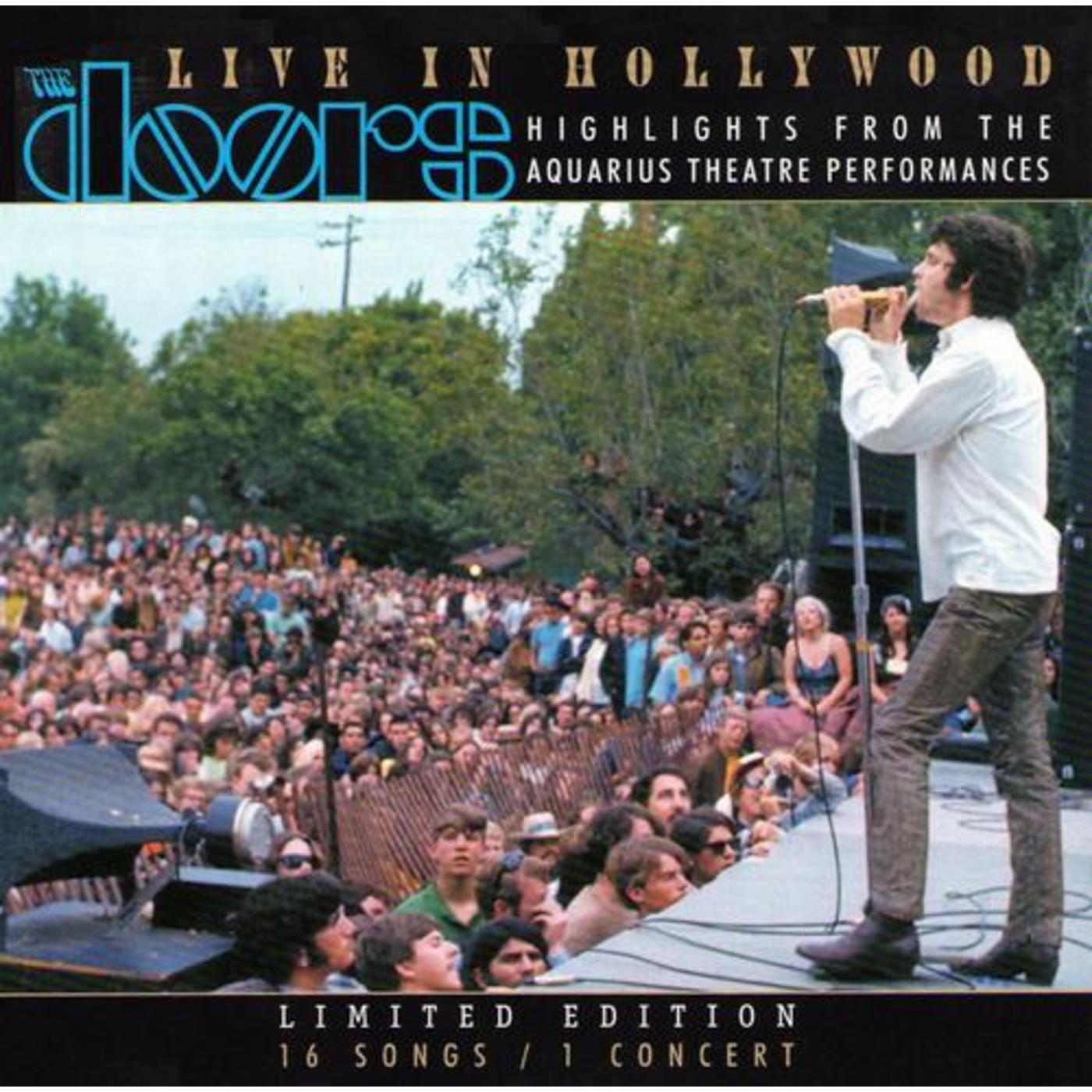 Live In Hollywood: Highlights From The Aquarius Theatre Performances & The Doors | Rhino Pezcame.Com