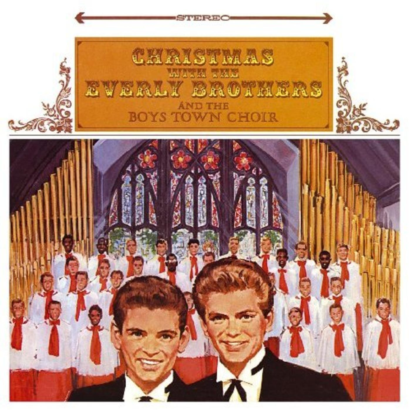 Christmas With The Everly Brothers And The Boystown Choir | Rhino