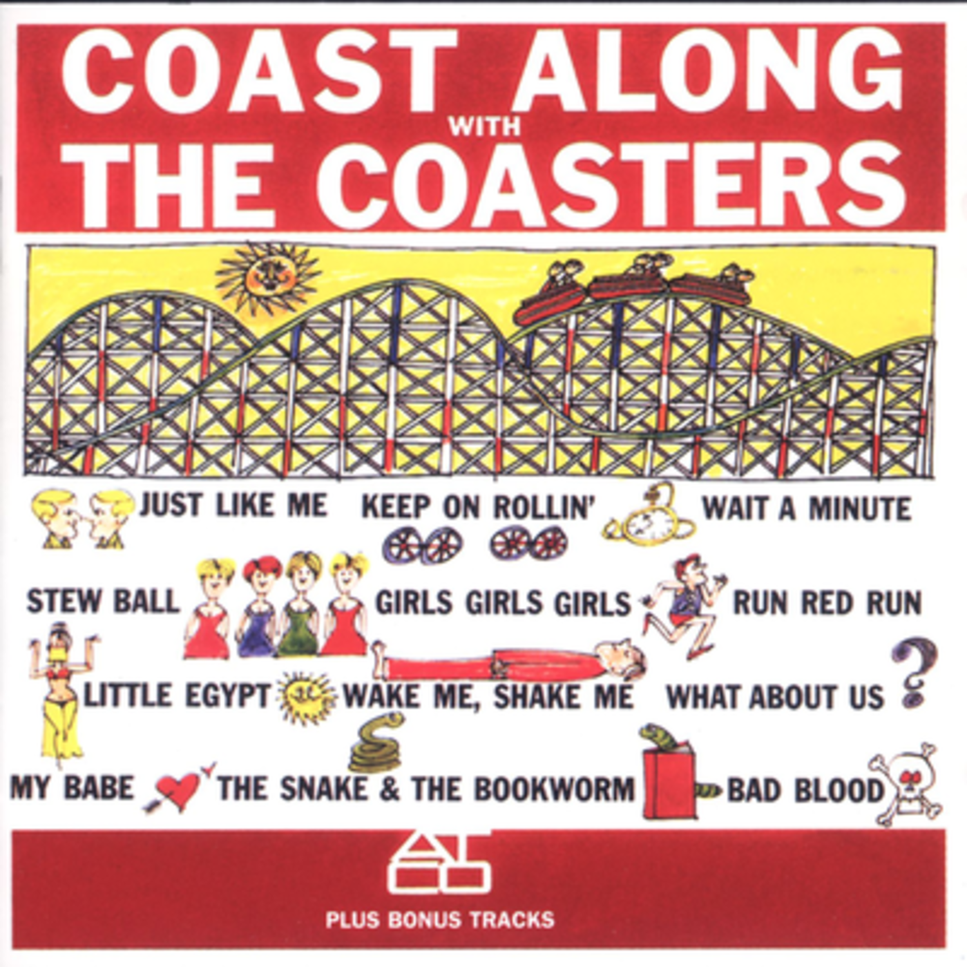 Coast Along With The Coasters