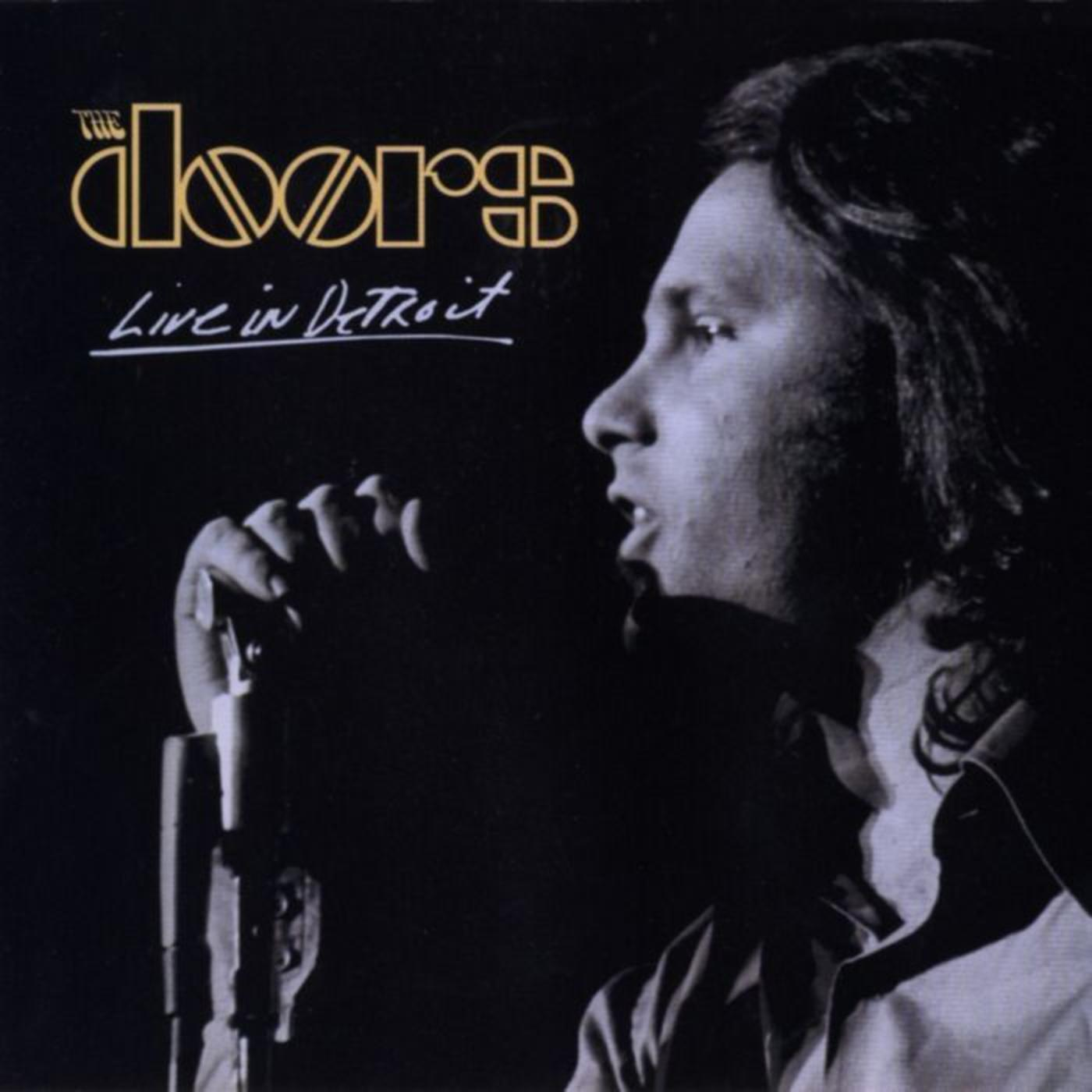 Live In Detroit. The Doors