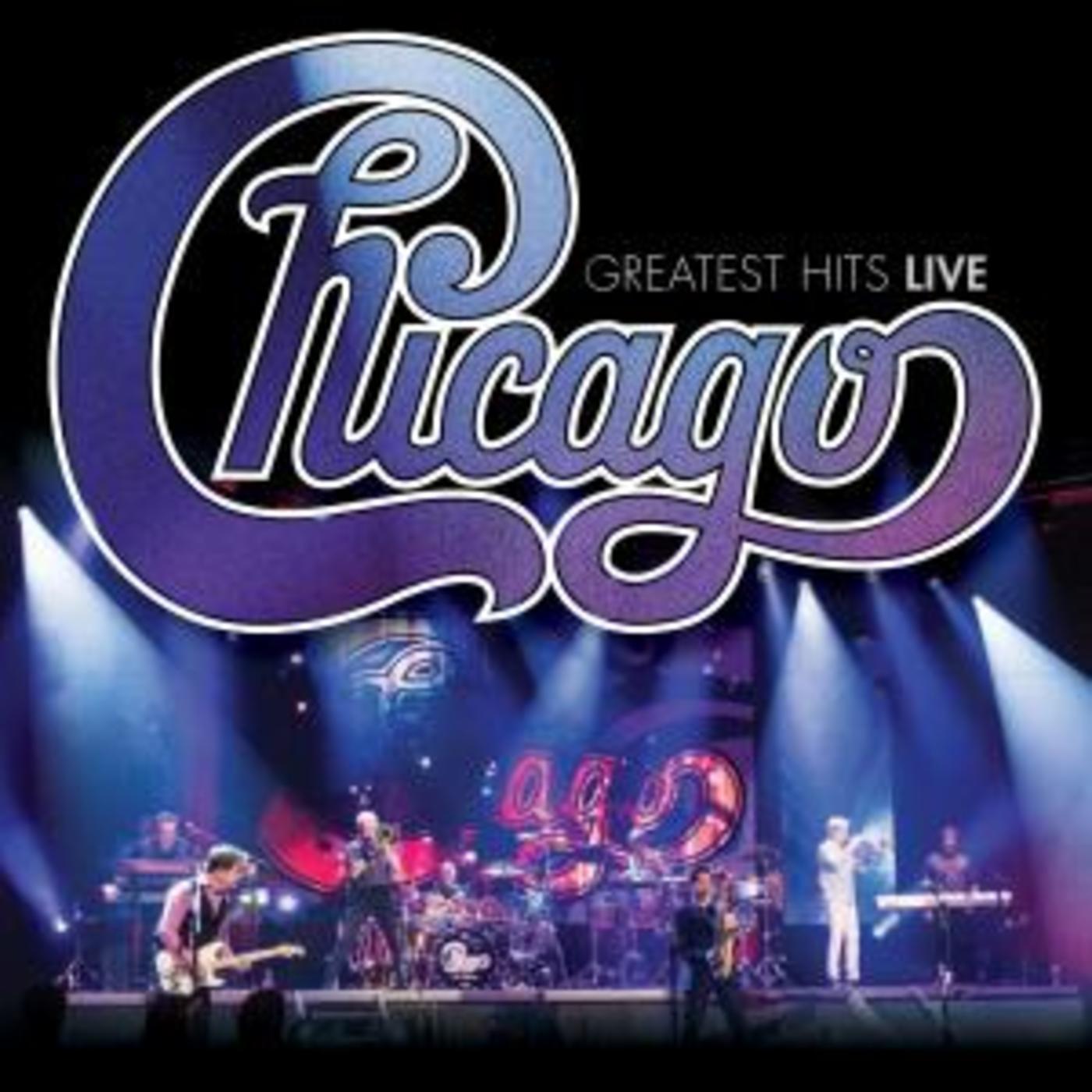 chicago greatest hits live rhino
