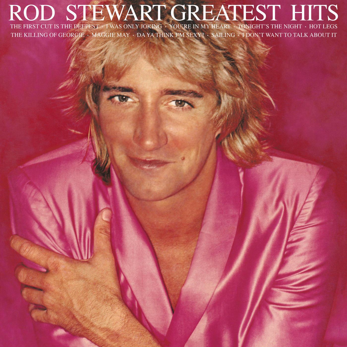 Rod Stewart | Rhino