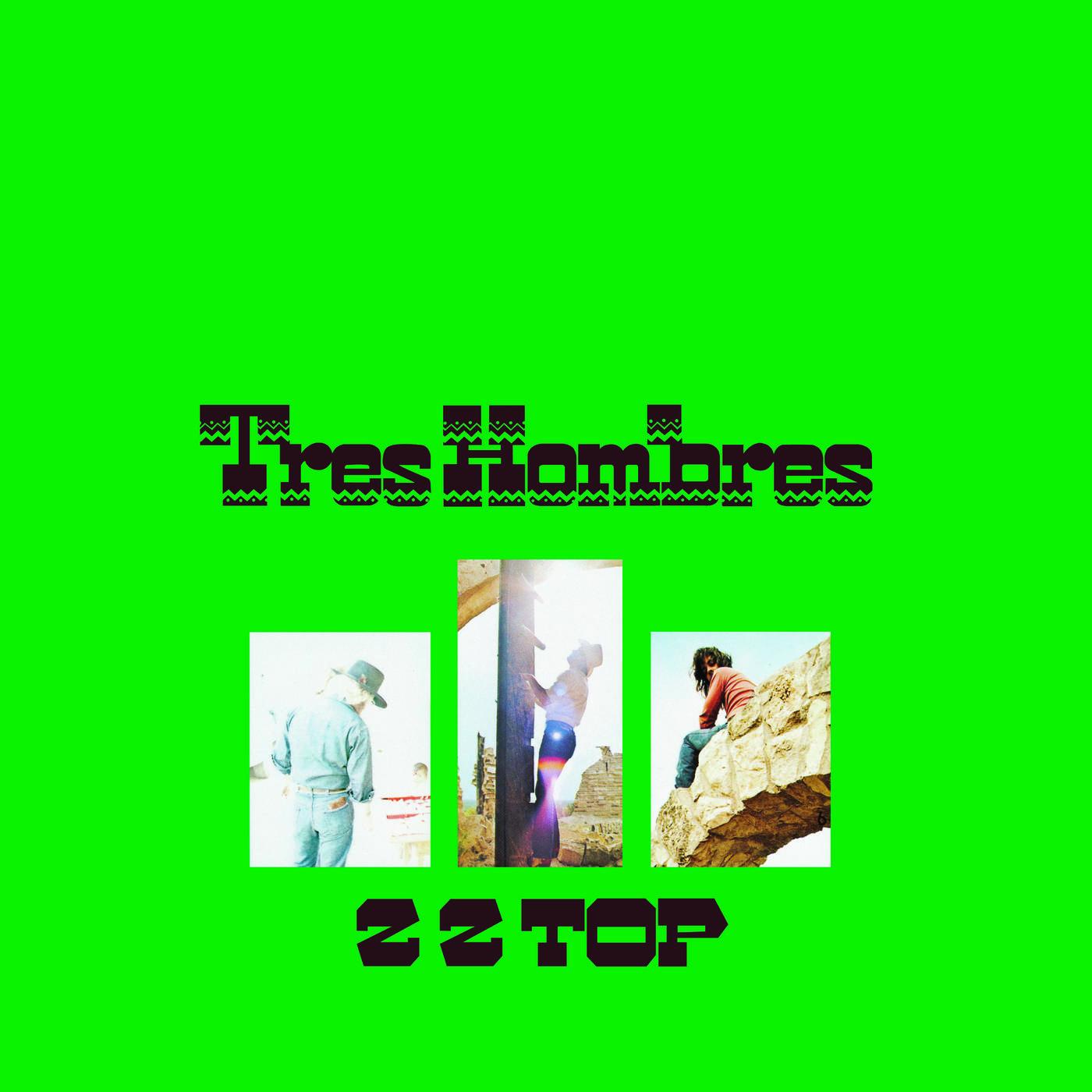 Zz Top Tres Hombres Rhino