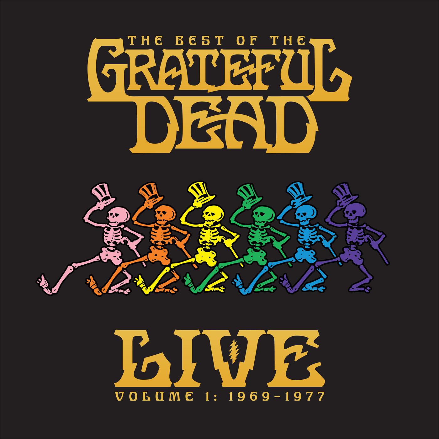 Grateful Dead - The Best Of The Grateful Dead Live | Rhino