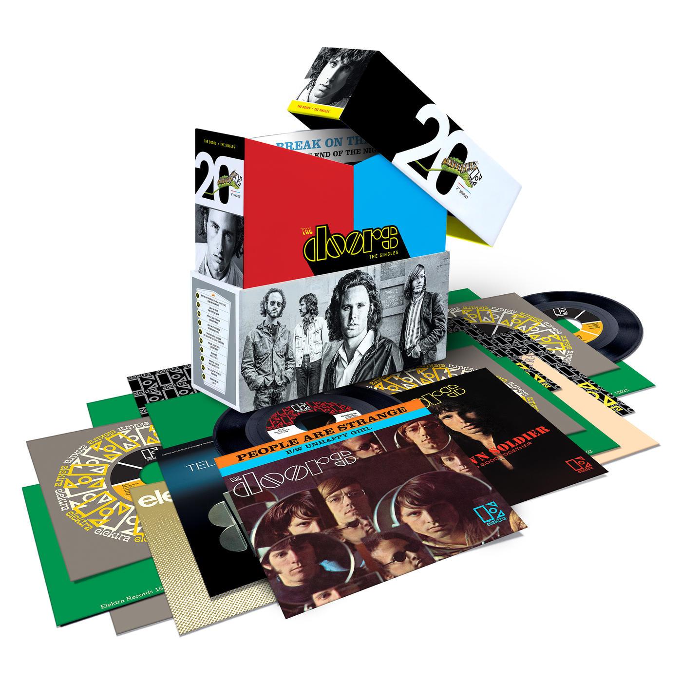 The Doors The Singles Rhino