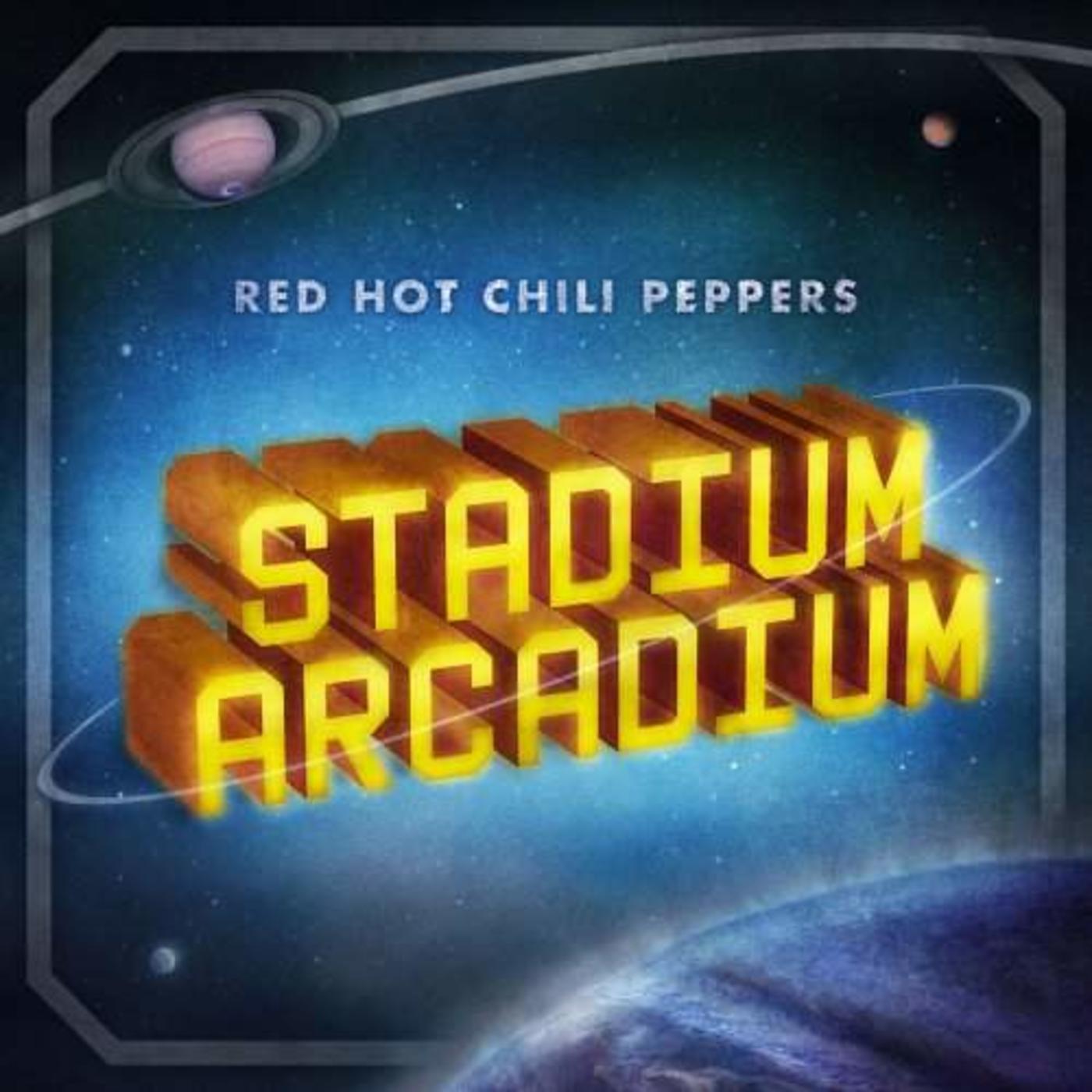 Stadium Arcadium Rhino