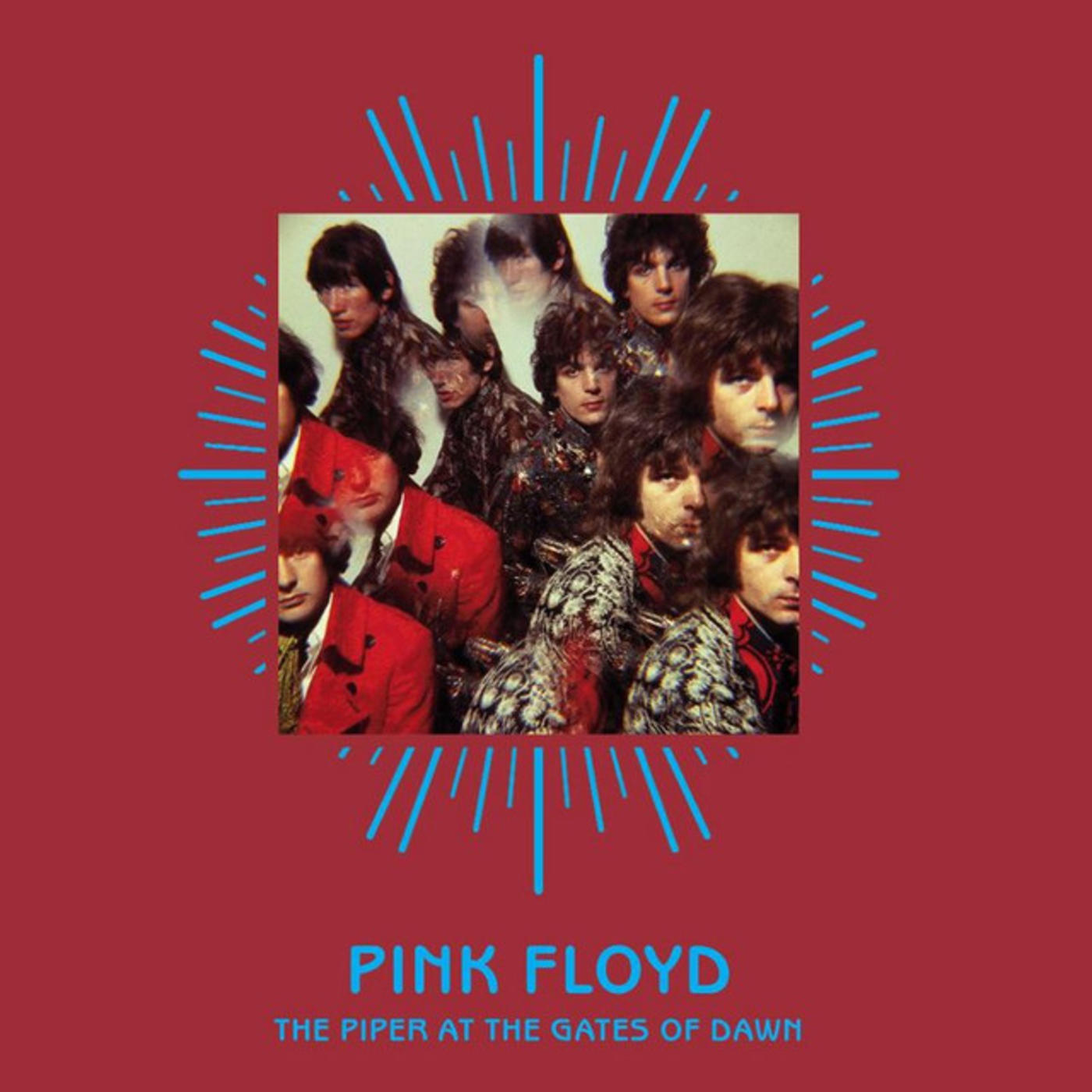 happy anniversary pink floyd the piper at the gates of dawn rhino. Black Bedroom Furniture Sets. Home Design Ideas