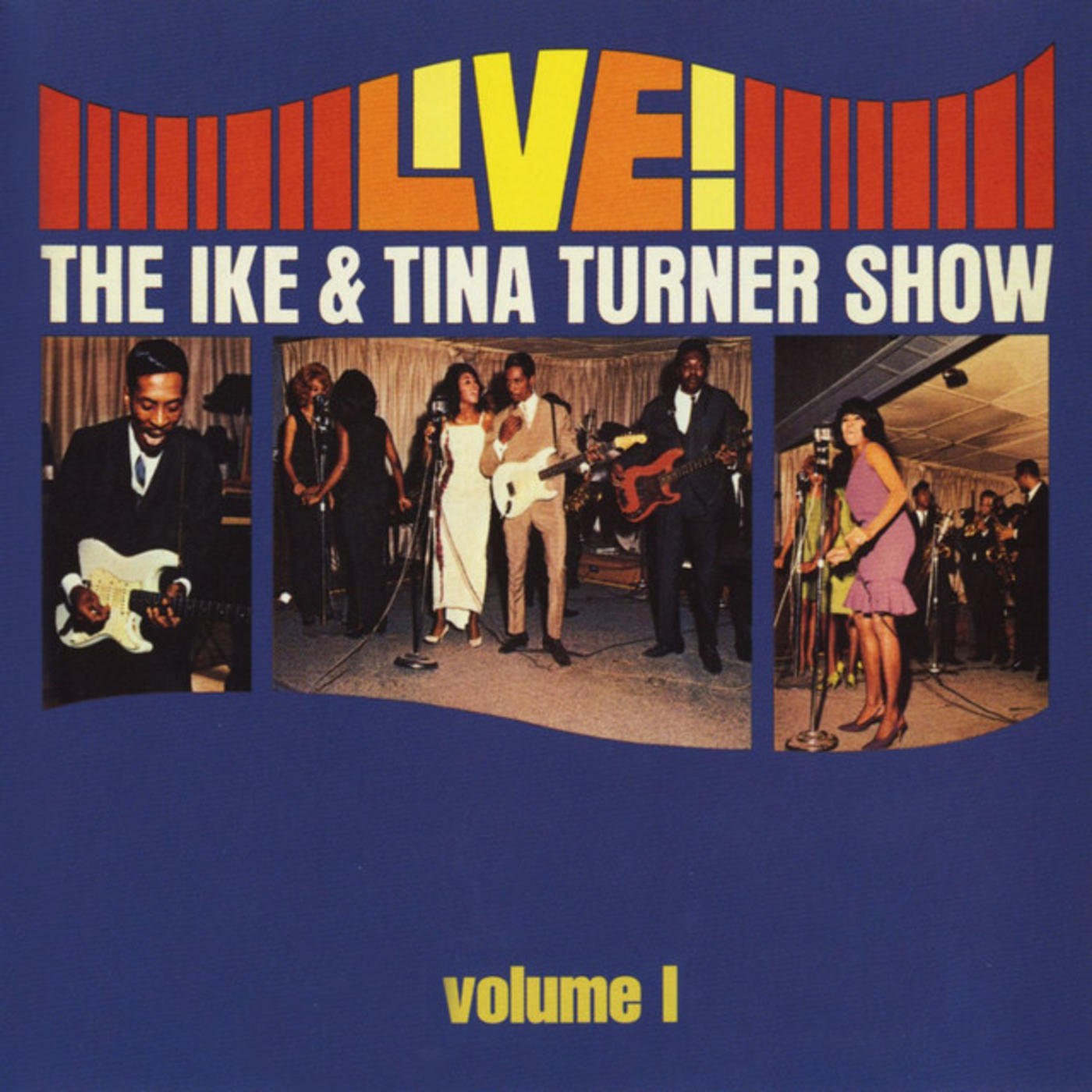 Live! The Ike & Tina Turner Show