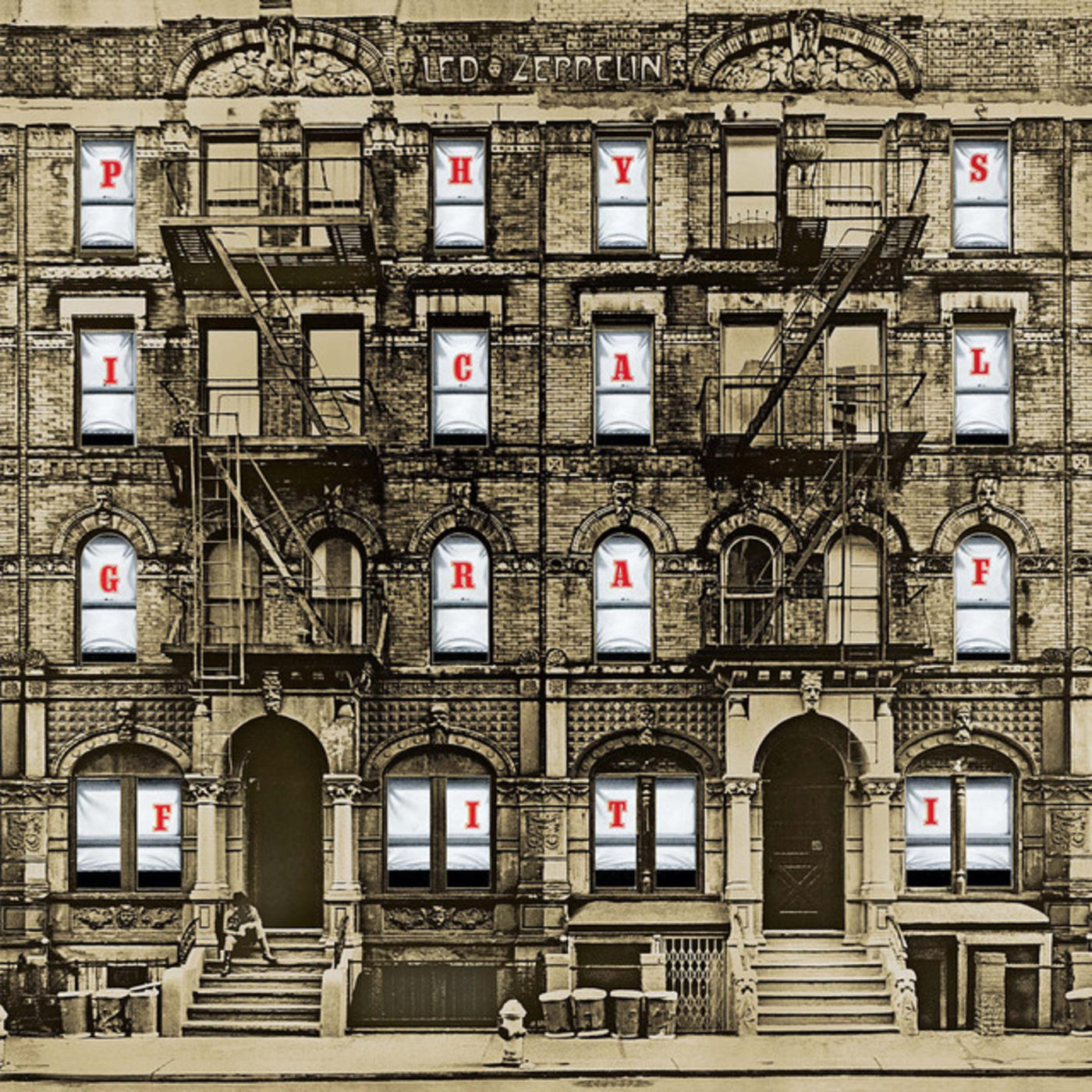 Led Zeppelin First Three Albums Newly Remastered Rhino
