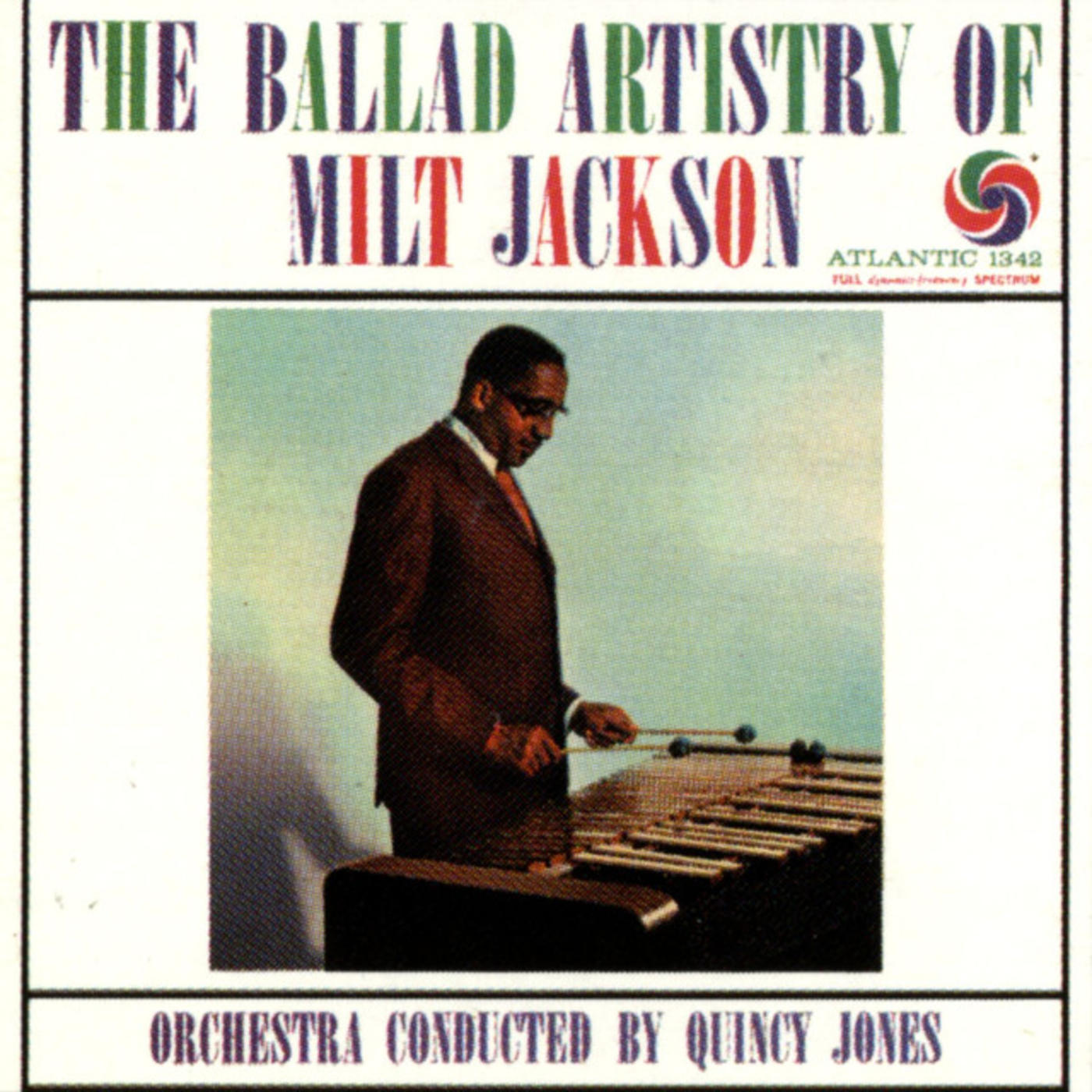 The Ballad Artistry Of Milt Jackson