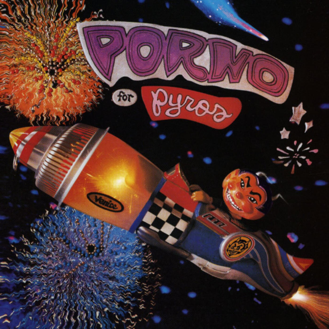 """Album Porno once upon a time in the top spot: porno for pyros, """"pets"""
