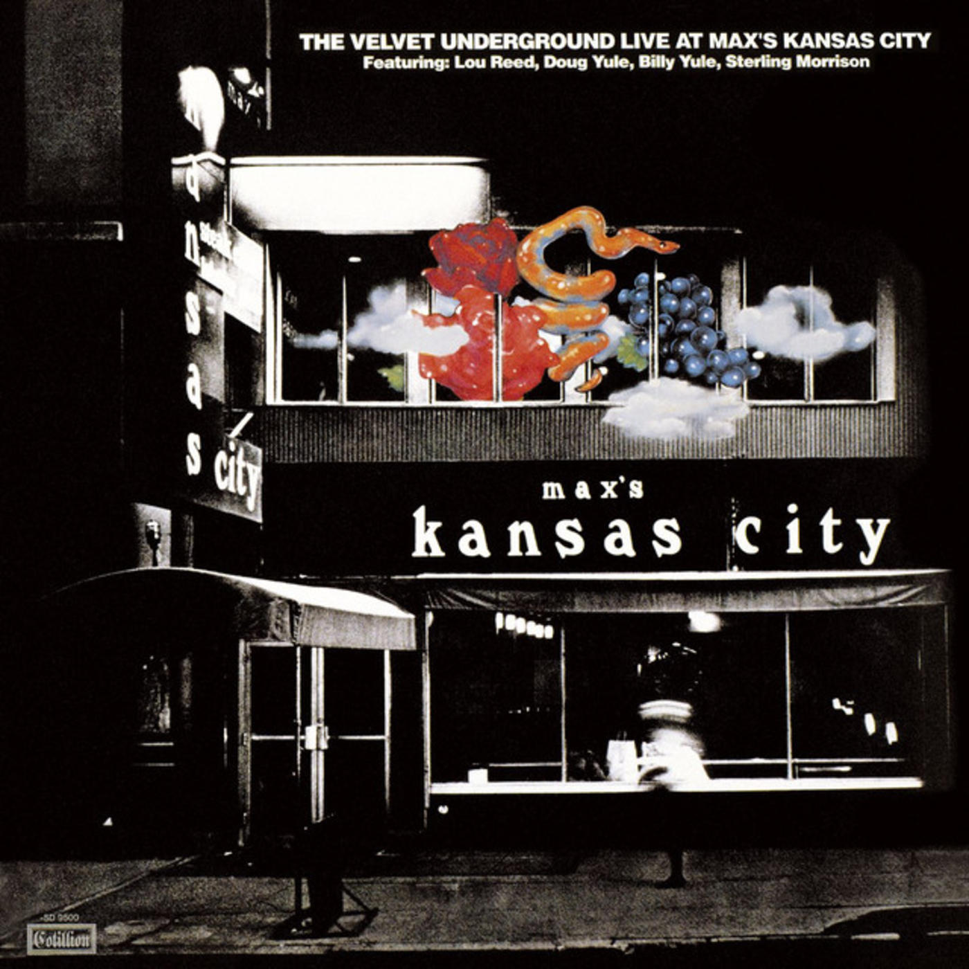 Live At Max's Kansas City (Deluxe Edition) [US Release]