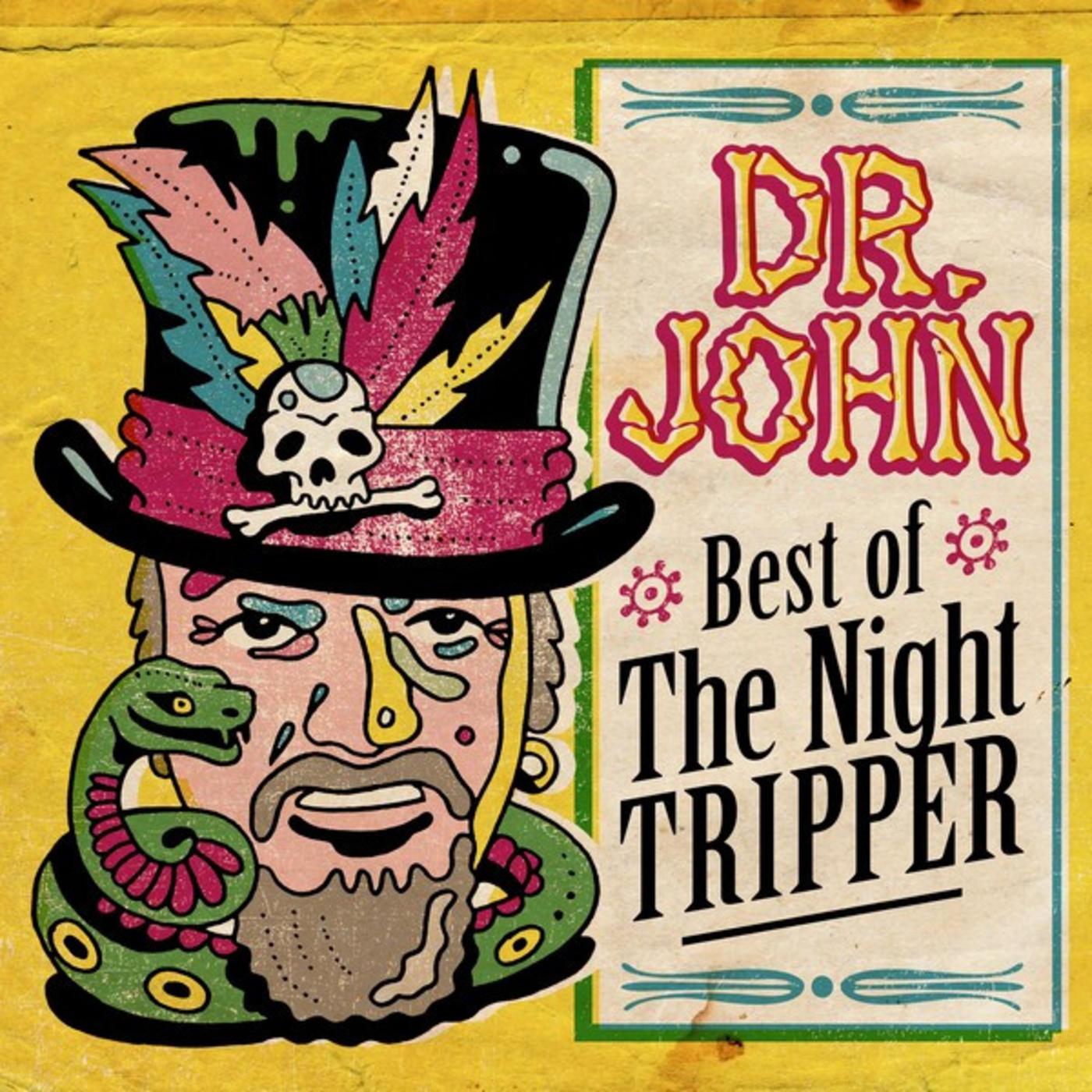 Best of The Night Tripper (Remastered)