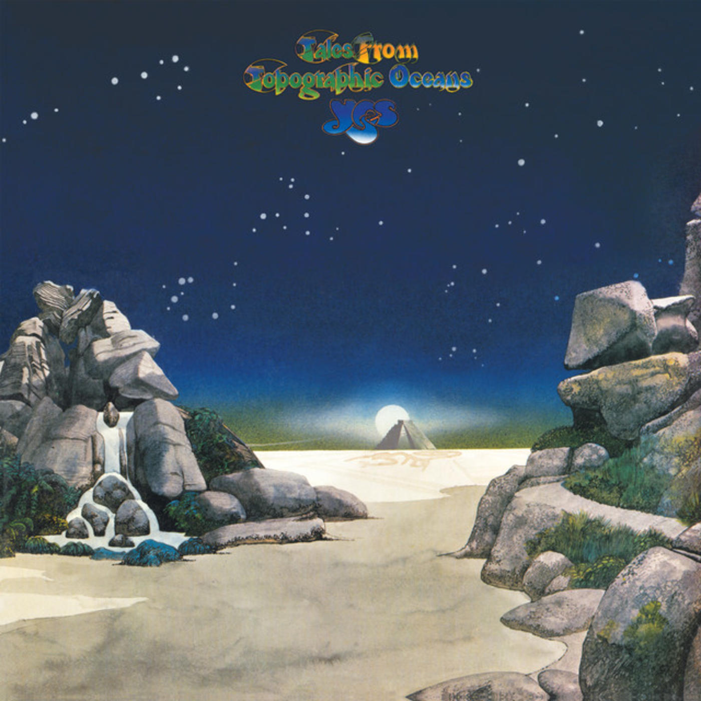 Doing A 180 Yes Tales From Topographic Oceans Rhino