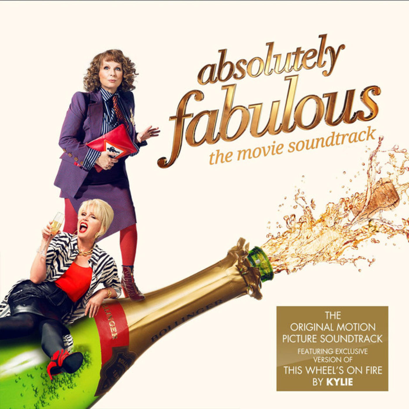 Absolutely Fabulous (The Original Motion Picture Soundtrack)