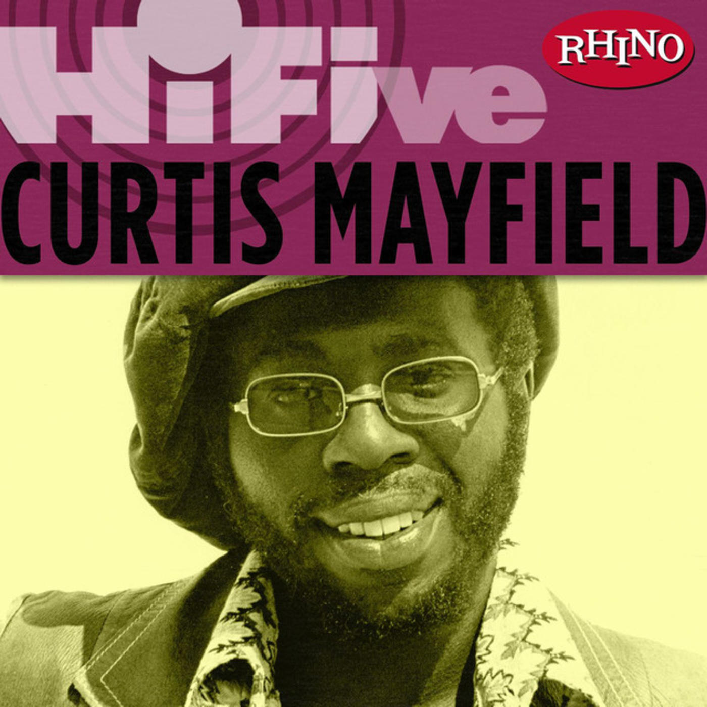 Rhino Hi-Five: Curtis Mayfield