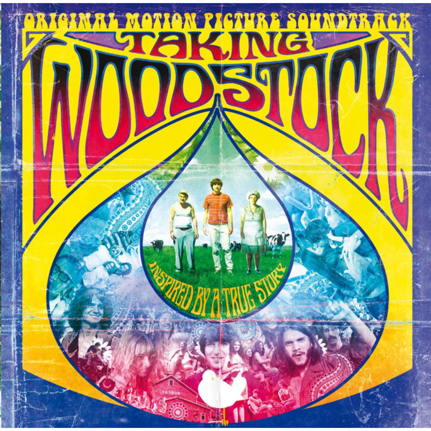 Taking Woodstock [Original Motion Picture Soundtrack]