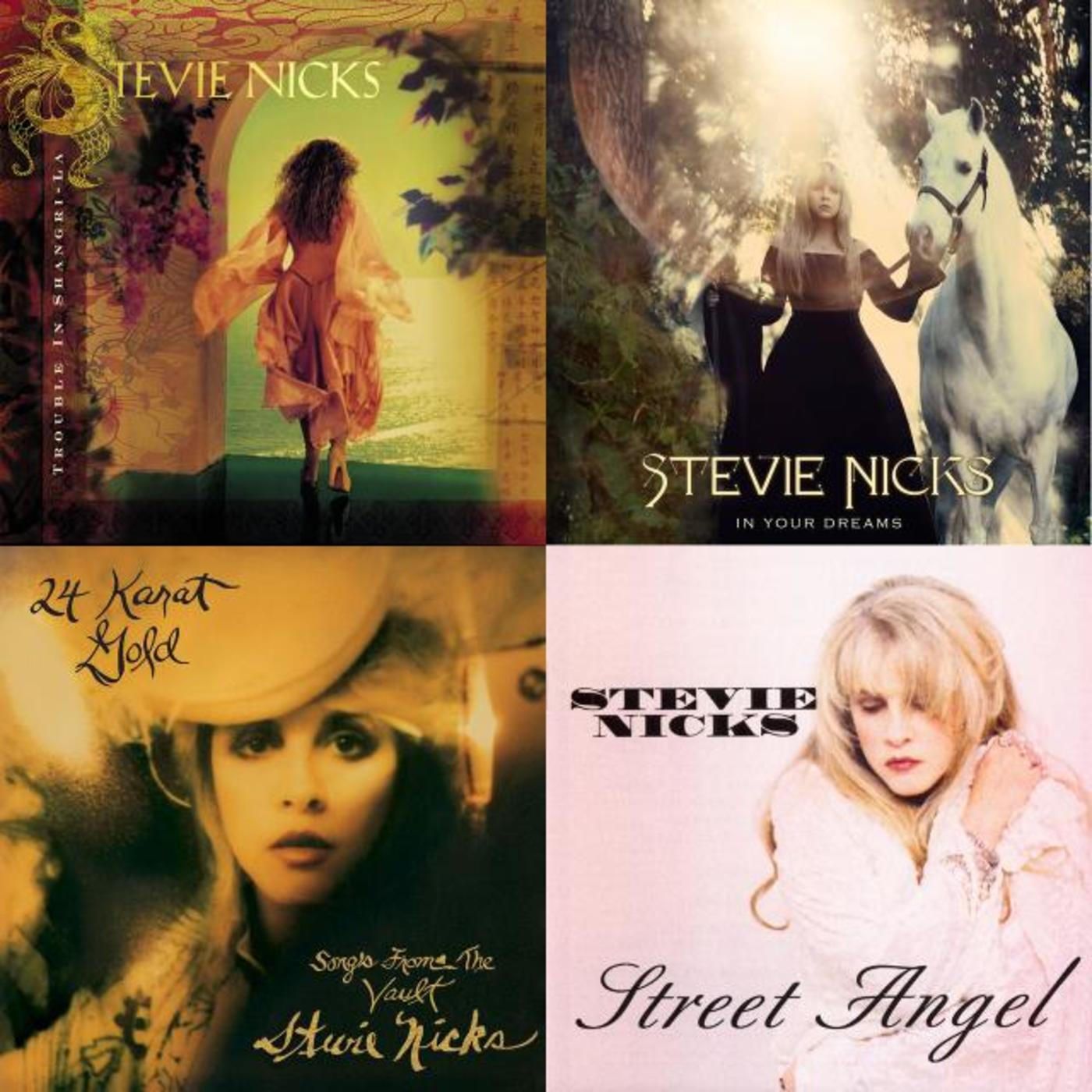 Stevie Nicks Complete Discography