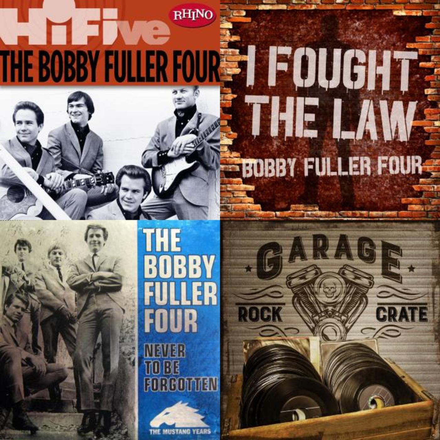 Bobby Fuller Four Let Her Dance Another Sad And Lonely Night