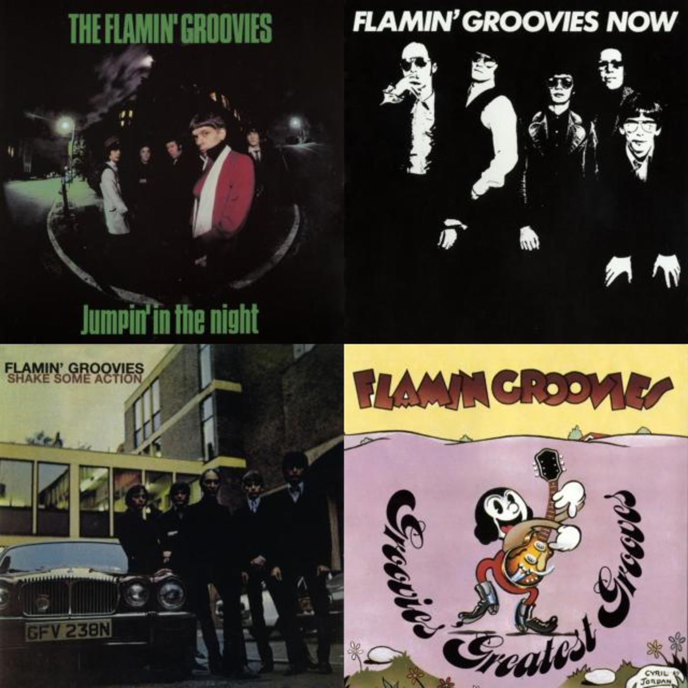 Get Your Groovies On - Flamin' Groovies