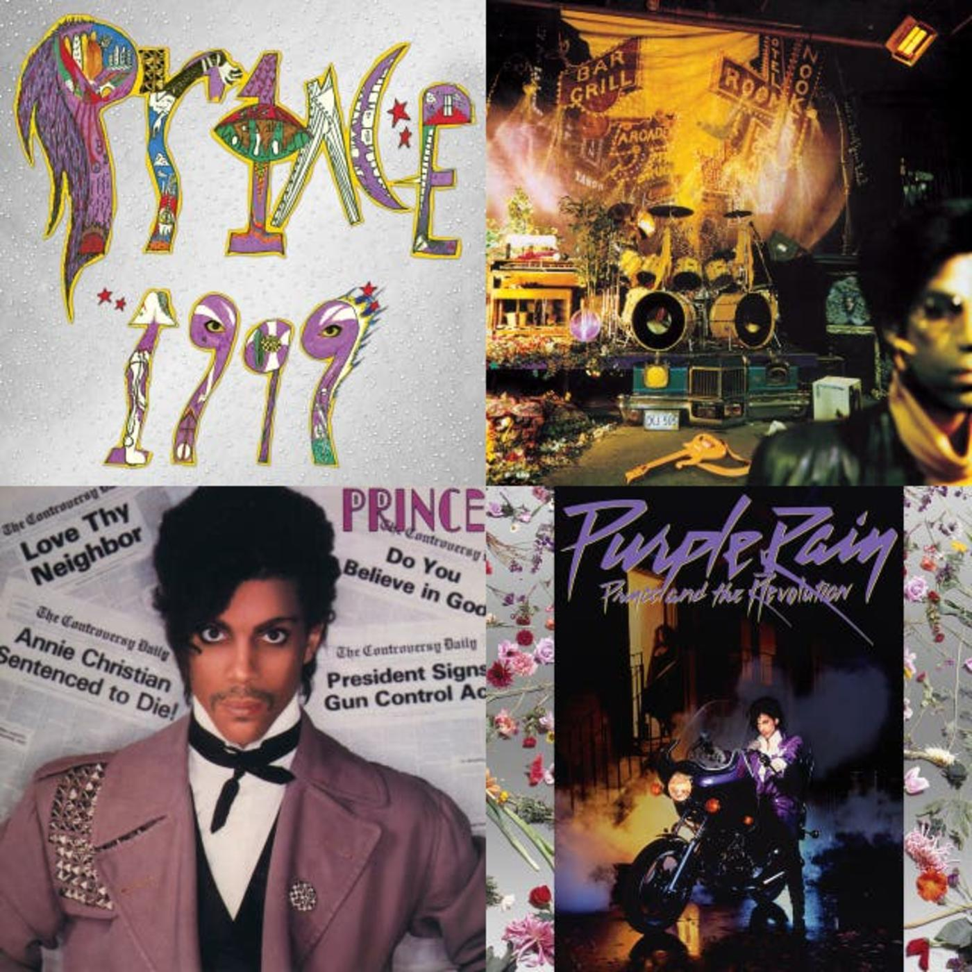 Prince - New Year's Eve in September
