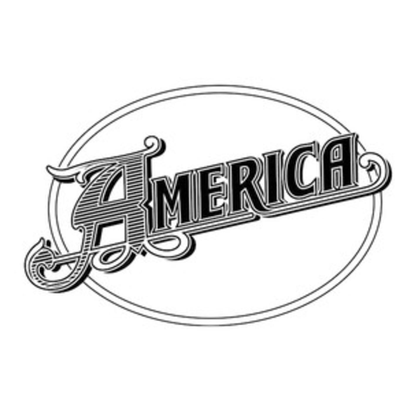 Official America playlist - A Horse With No Name, Ventura Highway, Sister Golden Hair, Lonely People