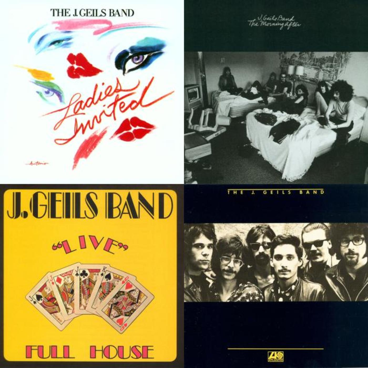 J. Geils playlist