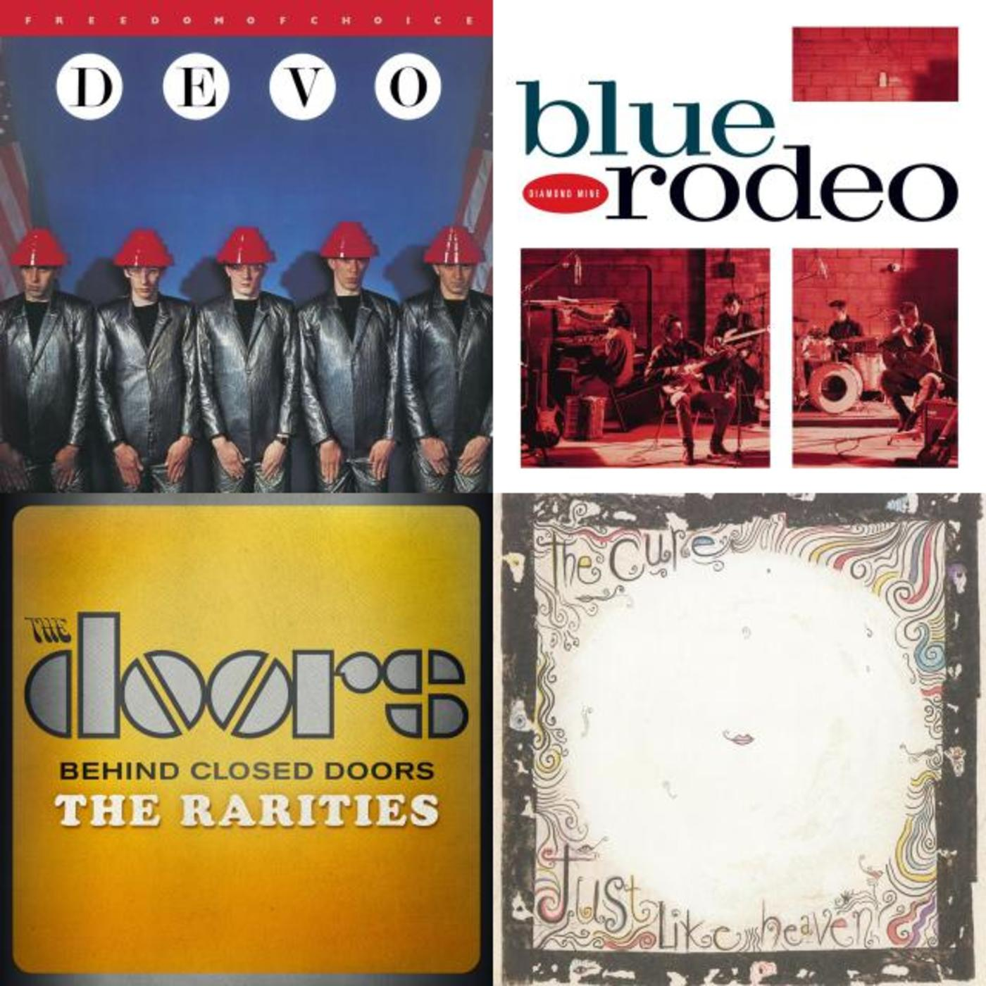 Record Store Day 2014 - Blue Rodeo, The Cure, Devo, The Doors, The Dresden Dolls, The Everly Brothers, Gram Parsons, Fleetwood Mac, Donny Hathaway, Husker Du, Ice T, The Idle Race
