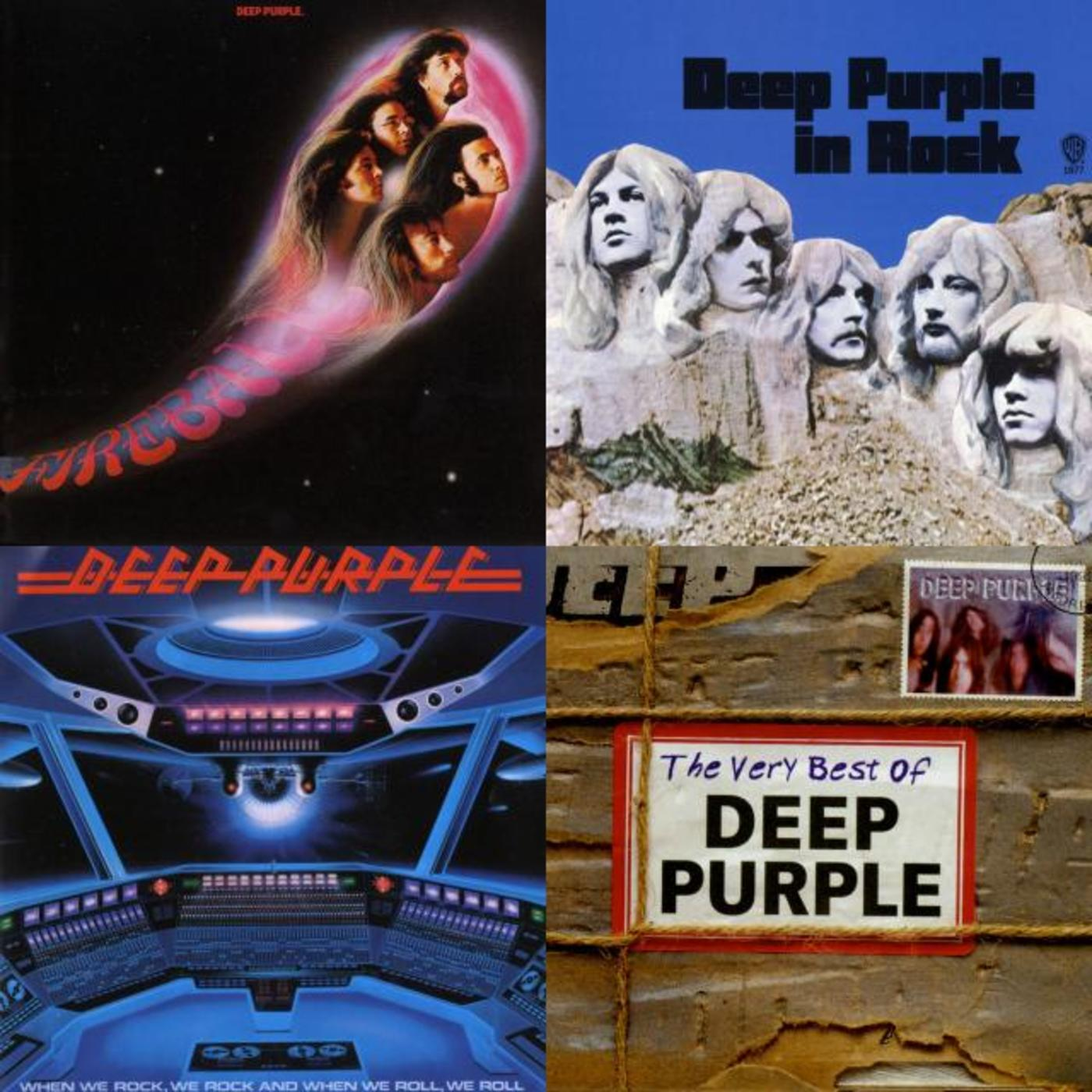 Happy Birthday: Jon Lord - Deep Purple
