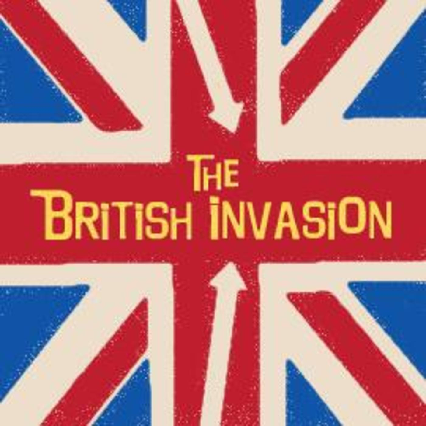 British Invasion - Billy J. Kramer & The Dakotas, Herman's Hermits, The Rolling Stones, The Searchers, The Honeycombs, Adam Faith, The Swinging Blue Jeans, The Ivy League, The Fourmost